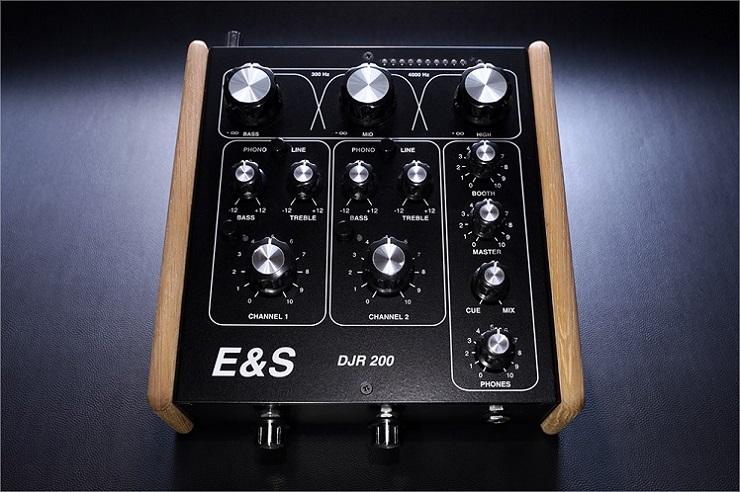 E&S DJR-200