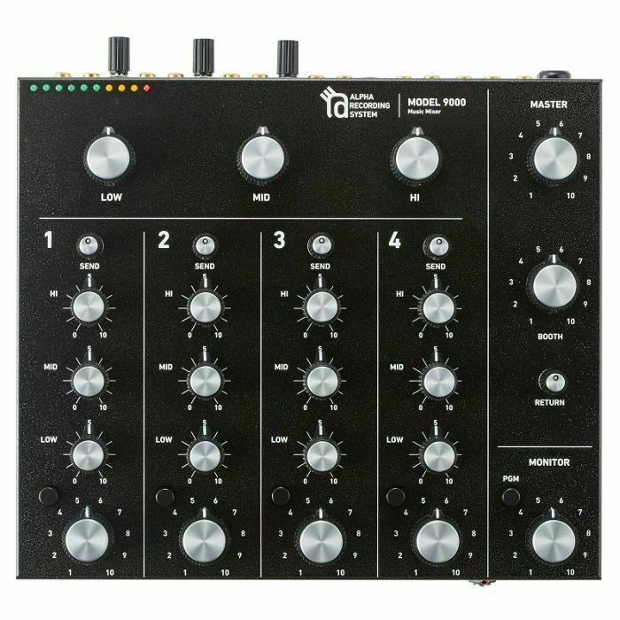 Alpha Recording Systems Model 9000