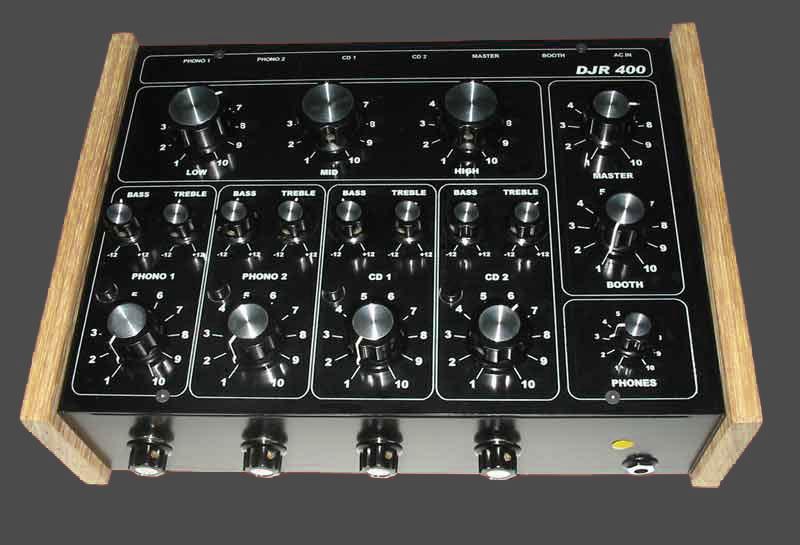 E&S DJR-400fx