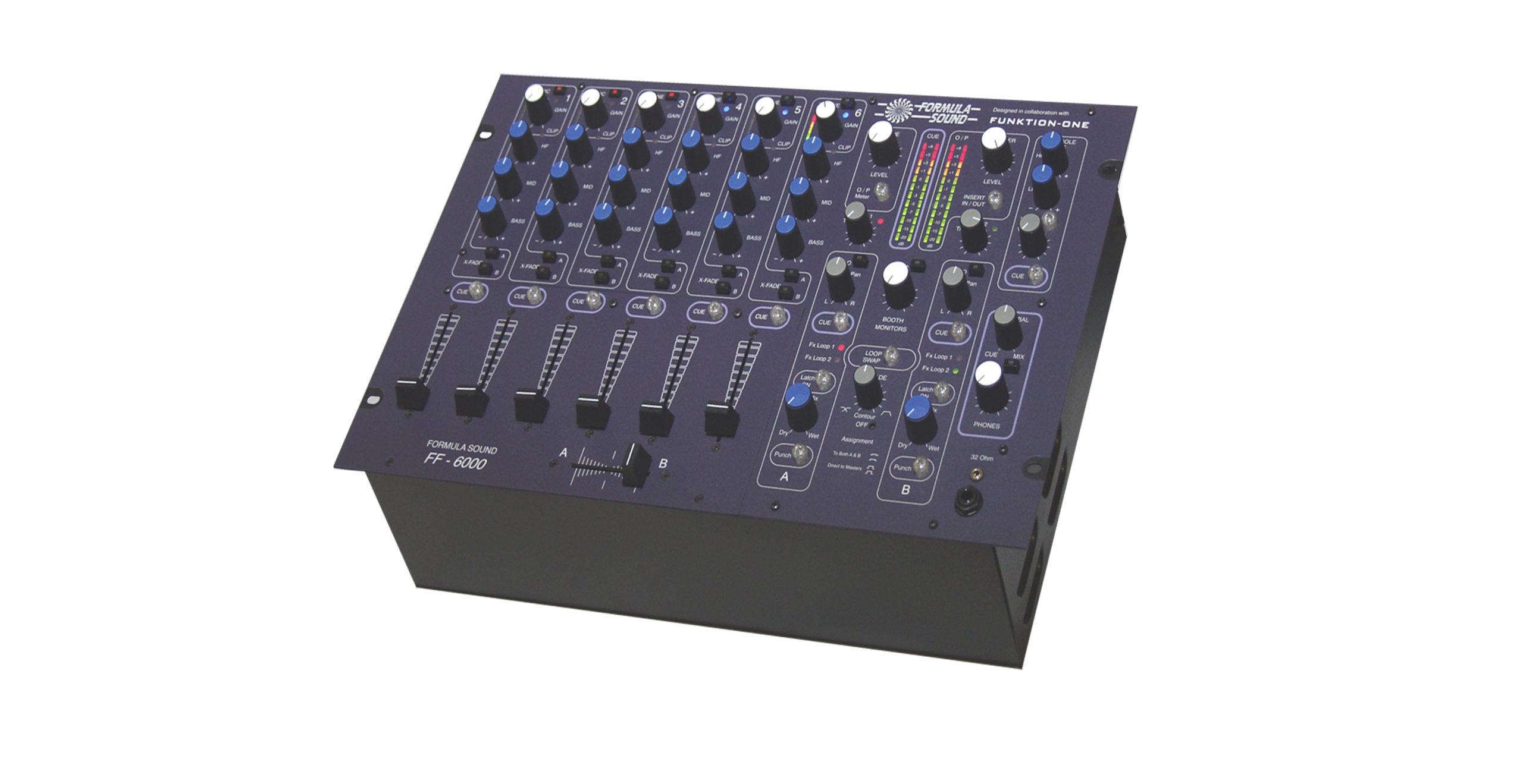 Formula Sound / Funktion One FF-6000
