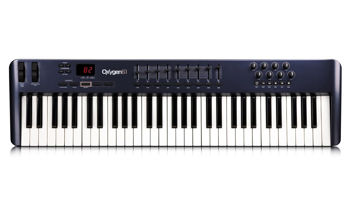 M-Audio Oxygen 61 Mk3