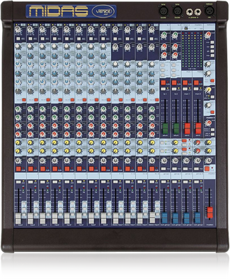PA-/Live-mixers