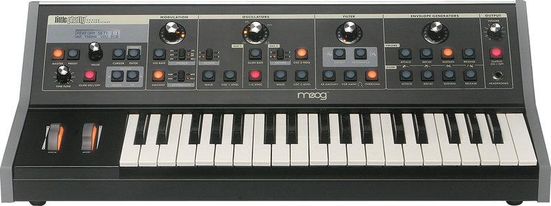 Moog Little Phatty Stage 2