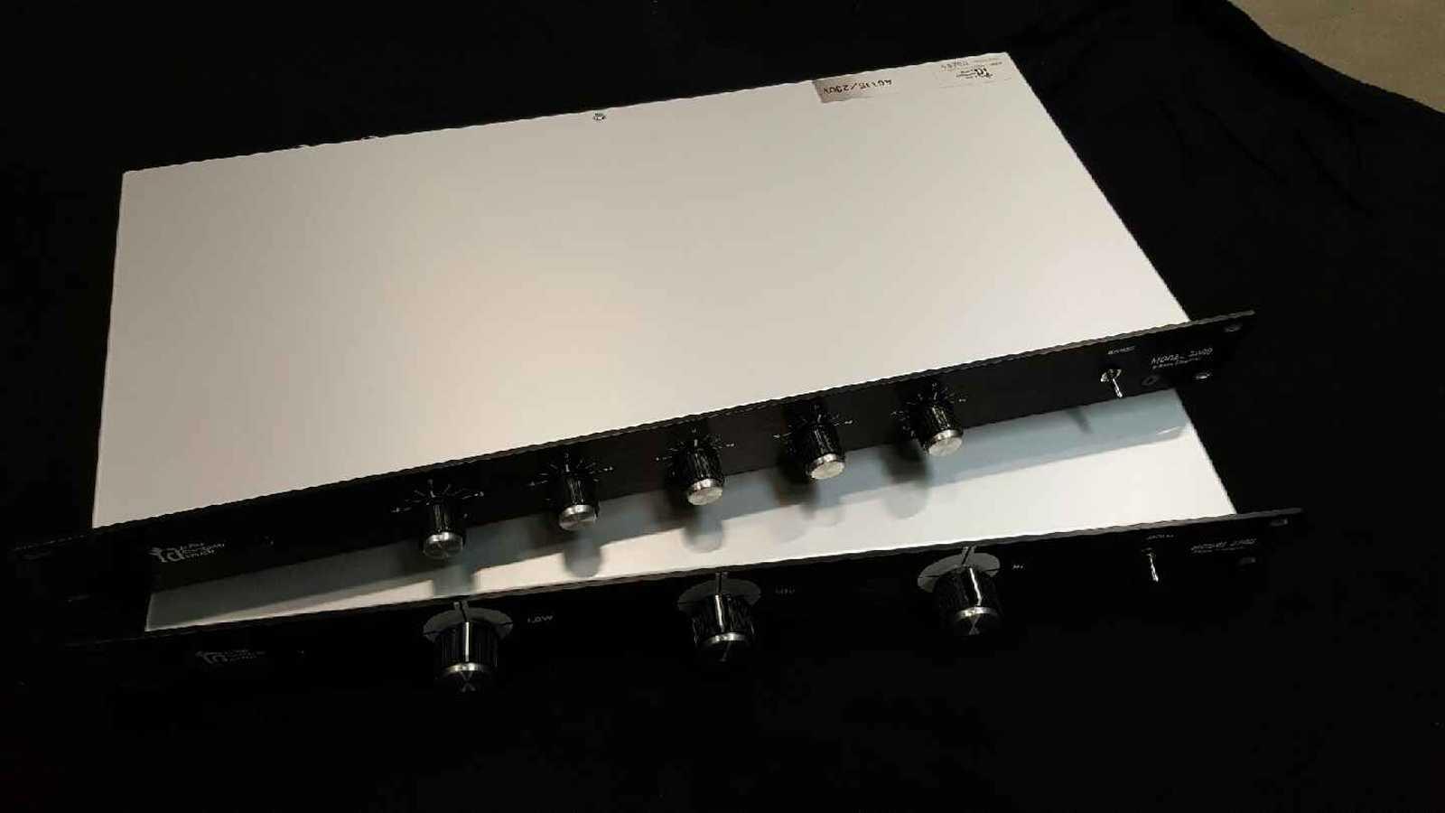 Alpha Recording System Model-5000