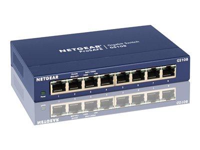 Netwerkswitch 8 Port